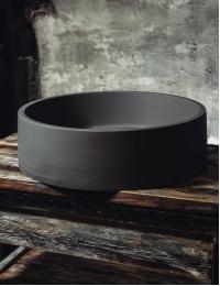Salini ETNA E02 Накладная круглая раковина из искусственного камня