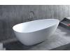 Salini Paola Basso 172 – Отдельностоящая ванна из литого камня, без подиума (101612)