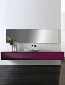 СанЛайн Венеция 240 – комплект мебели для ванных комнат