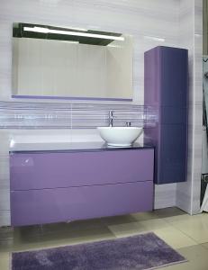 СанЛайн Венеция 120 – комплект мебели для ванных комнат