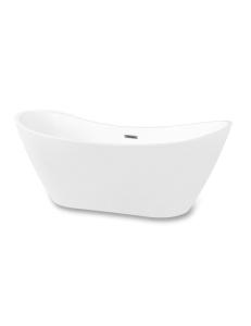 Swedbe Vita 8803 Ванна акриловая отдельностоящая 185х79 см, белый
