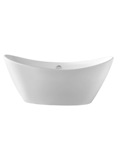 Swedbe Vita 8805 Ванна акриловая отдельностоящая 175х81 см, белый