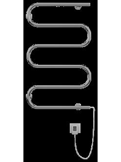 Terminus Ш-образный – Электрический полотенцесушитель из нержавеющей стали