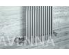 Terminus Равенна – Водяной полотенцесушитель из нержавеющей стали
