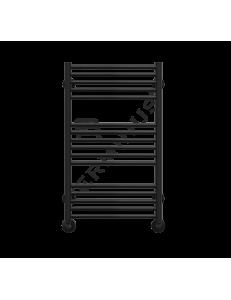 Terminus Аврора – Водяной полотенцесушитель, черный