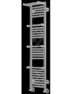 Terminus Аврора – Водяной полотенцесушитель с полками