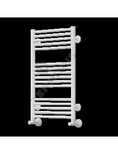 Terminus Аврора – Водяной полотенцесушитель, белый