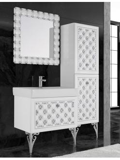 VOD-OK Elite Елизавета 80 Комплект мебели для ванной