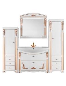 VOD-OK Elite Кармен 105 Комплект мебели для ванной