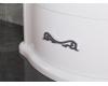 VOD-OK Elite Луиджи 90 Комплект мебели для ванной