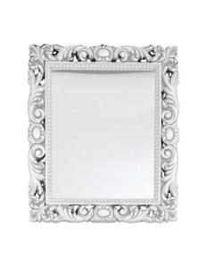 VOD-OK Версаль Зеркало в багетной раме с патиной цвета Серебро