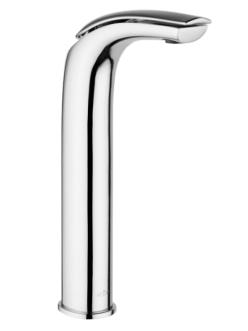 Webert Aria AI830402015 Высокий смеситель для раковины без донного клапана, Хром