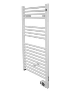 Zehnder Aura – Электрический полотенцесушитель, Белый