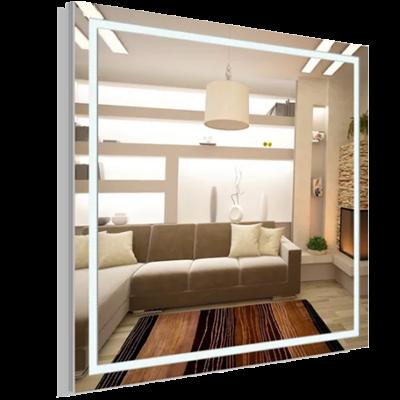 Каталог зеркал для ванной комнаты – с подсветкой, подогревом и сенсорным выключением