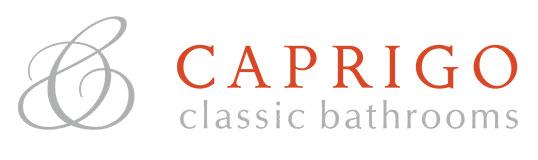 Логотип Caprigo мебель для ванной, сантехника, биде, умывальники, консоли, аксессуары