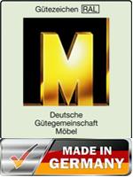 Знак качества deutsch golden m