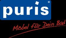 Логотип Puris – мебель для ванной Германия