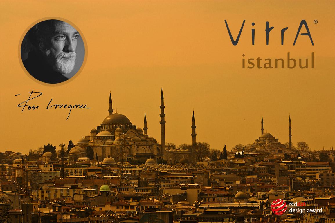 Дизайнер коллекции Vitra Istanbul – Ross Lovegrove (Росс Лавгроув)