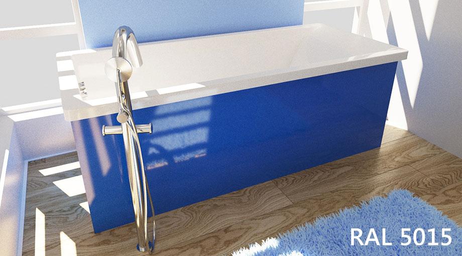 AquaStone Армада 150 в цвете Небесно-синий RAL 5015