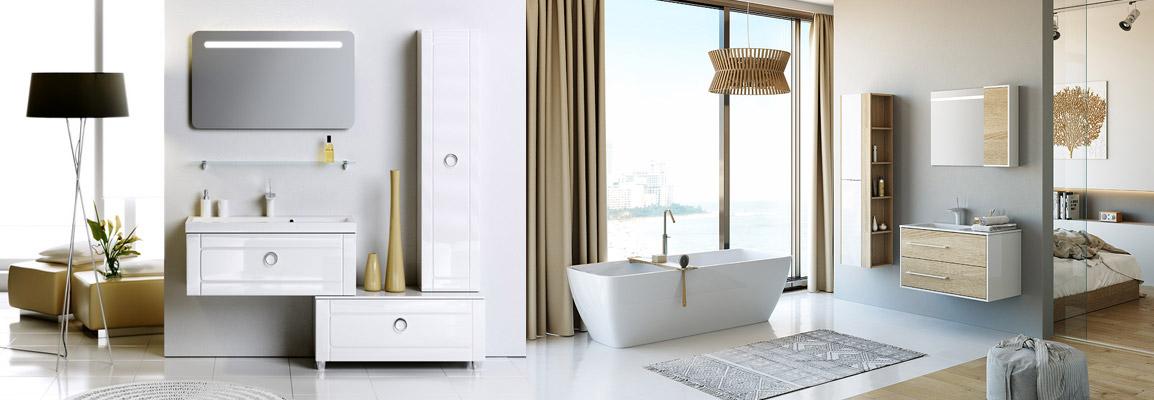 Aqwella 5 stars Премиальная коллекия мебели для ванной