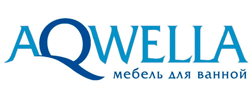 Logo Aqwella мебель для ванной Логотип