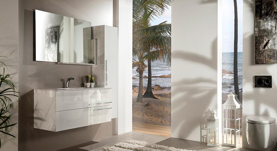 Мебель для ванной Armadi Art Caro CR121