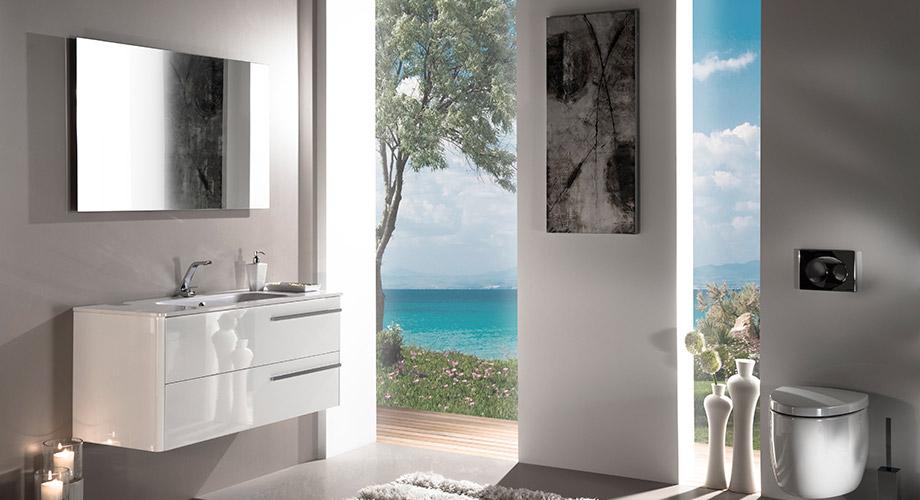 Мебель для ванной Armadi Art Moderno Luce LC91