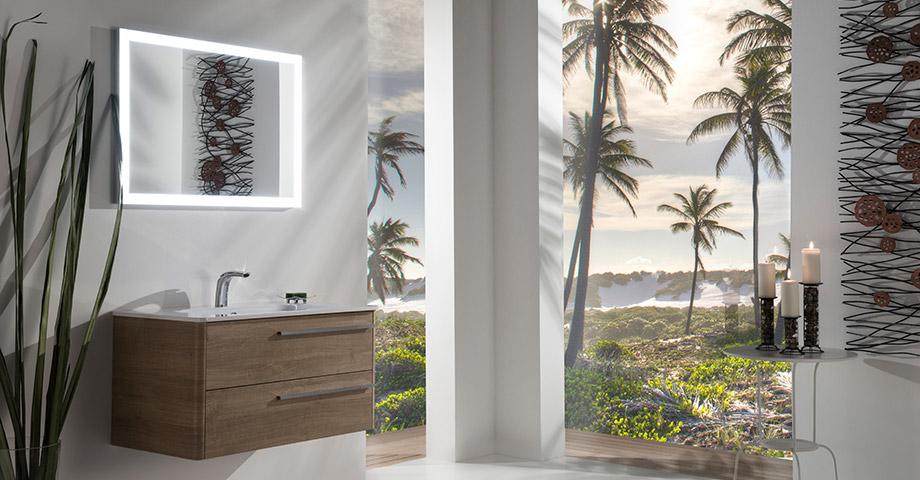Мебель для ванной Armadi Art Moderno Luce LC111