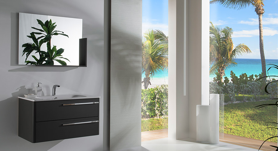 Мебель для ванной Armadi Art Moderno Luce LC71