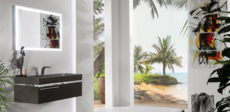 Мебель для ванной Armadi Art Opaco