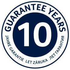 Artwelle 10 лет гарантии