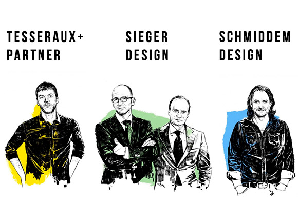Дизайнеры коллекций сантехники Bette