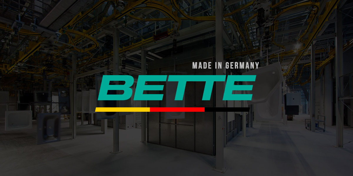 Bette (Made in Germany)
