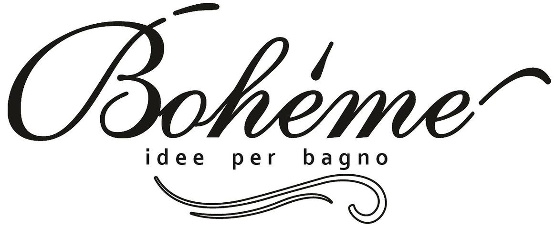 Logo Boheme – логотип производителя сантехники (Италия)