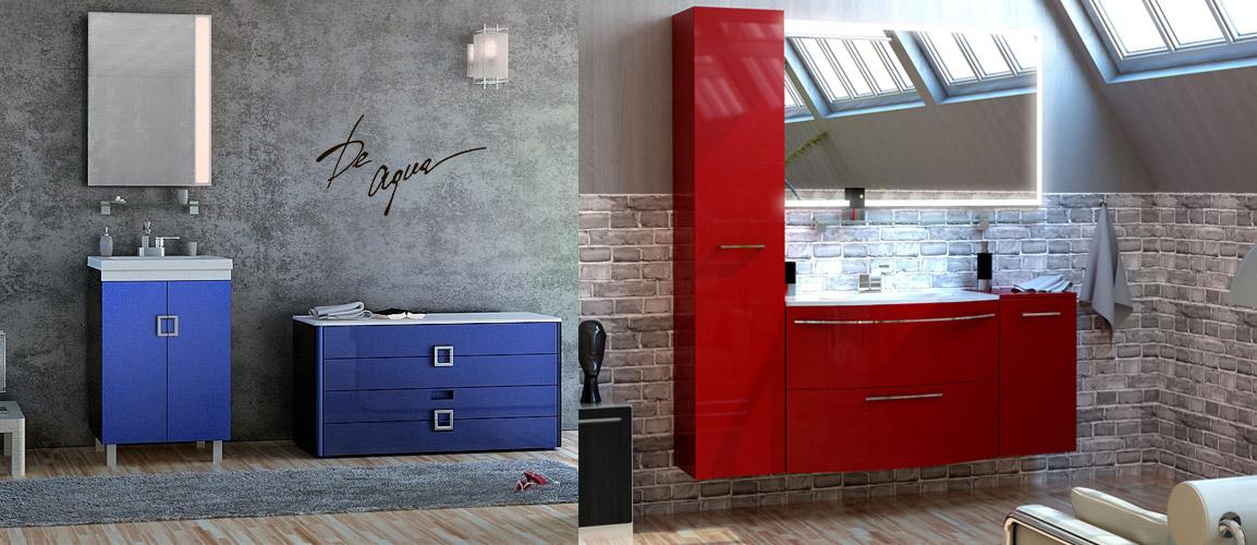 Мебель для ванной DeAqua Россия | SEASAN.RU image 1