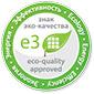 Лауреат премии e3Awards – Экология, Энергия, Эффективность