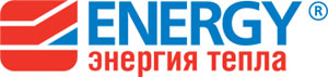 Логотип производителя Energy - полотенцесушители.
