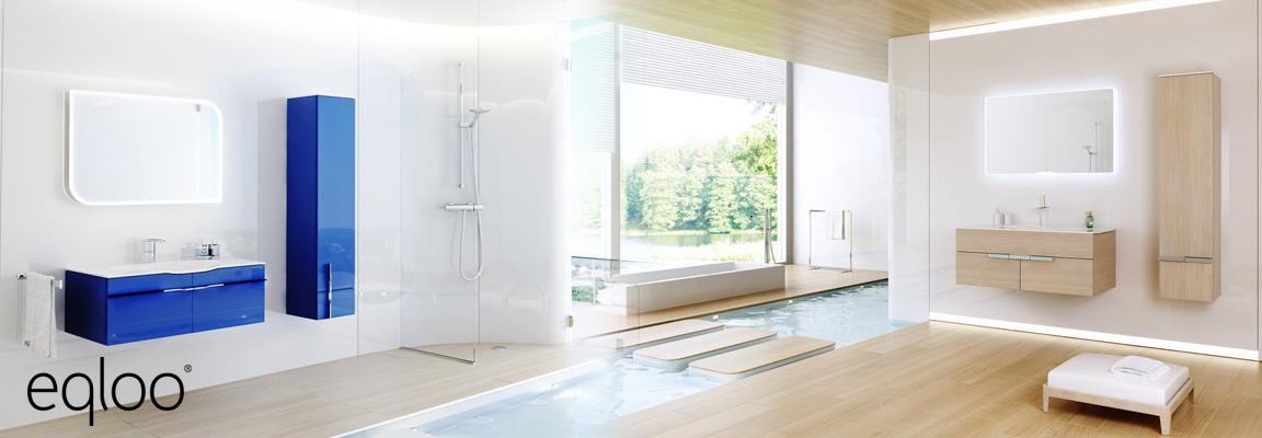 изображение мебели для ванной Eqloo