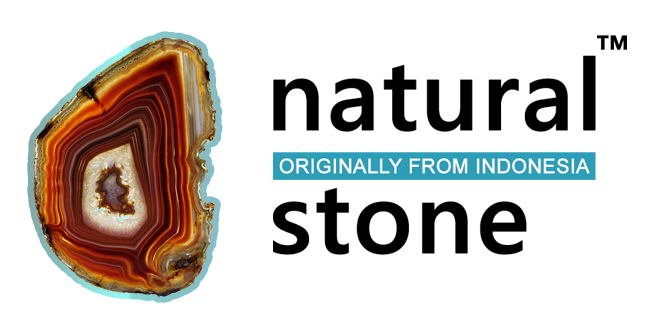 Logo Natural Stone - раковины из натурального дерева, мрамора, оникса