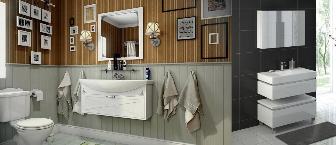 Мебель Ингениум для ванной Ingenium | Картинка в декорации 2