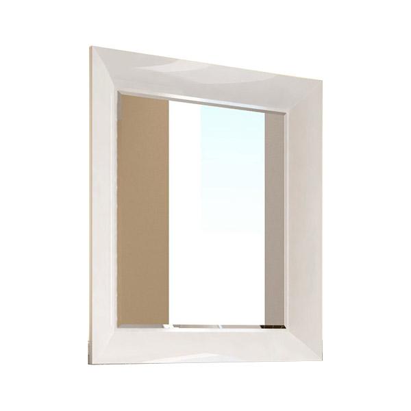 Зеркало Ингениум Vogue 75 Белый глянец