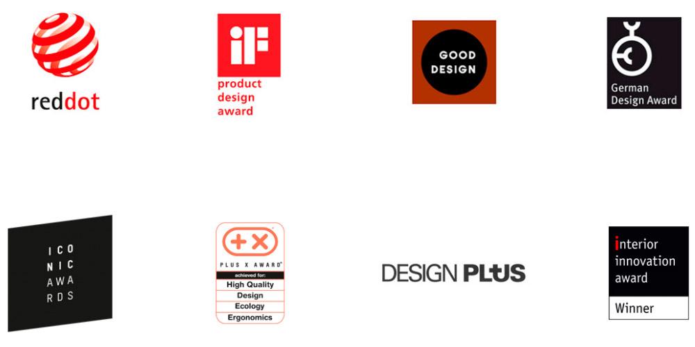 Награды за дизайн KALDEWEI