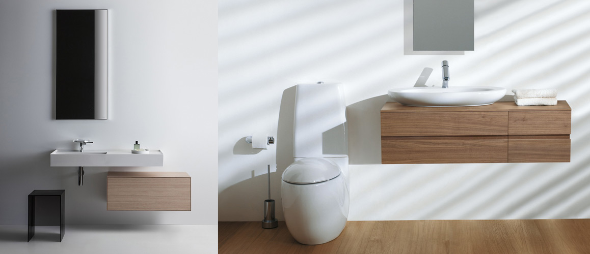 Лауфен Мебель для ванной комнаты Laufen сантехника изображение №3