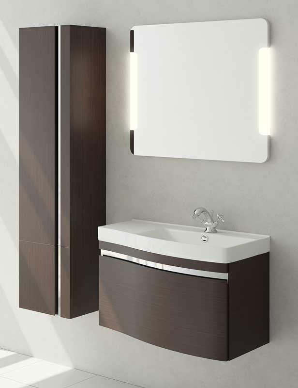 Мебель в ванную лотос 80