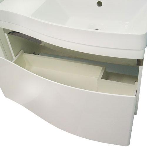 Тумба Лотос 80 – мебель для ванной