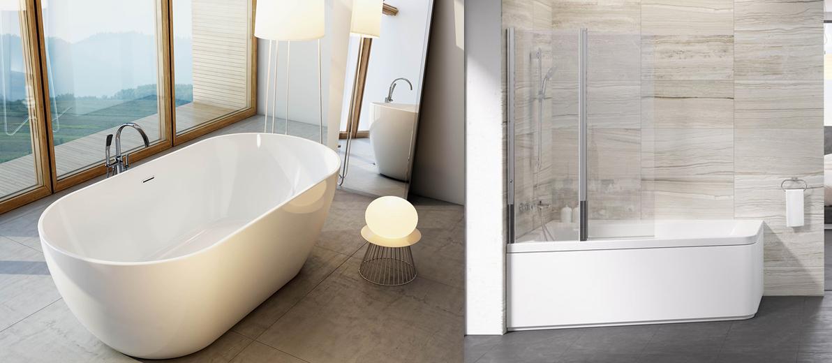 Сантехника Ravak в интерьере ванной комнаты