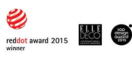 Коллеция Ravak 10 градусов заслужила престижную премию reddot award 2015 и другие