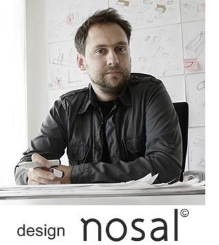 Автор смесителей коллекции 10°,  чешский дизайнер  Криштоф Носал (Kryštof Nosál)