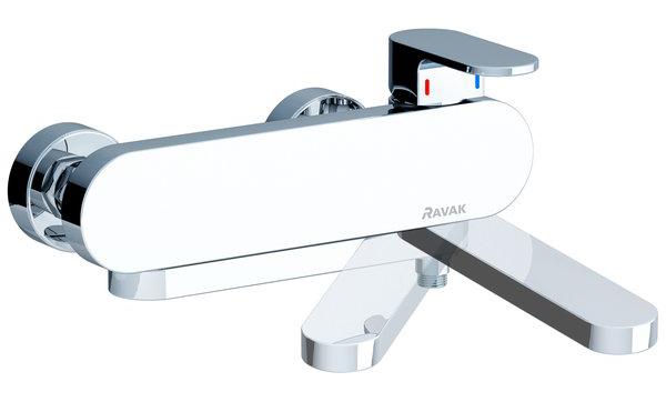 Ravak Chrome CR 022.00/150 смеситель для ванны