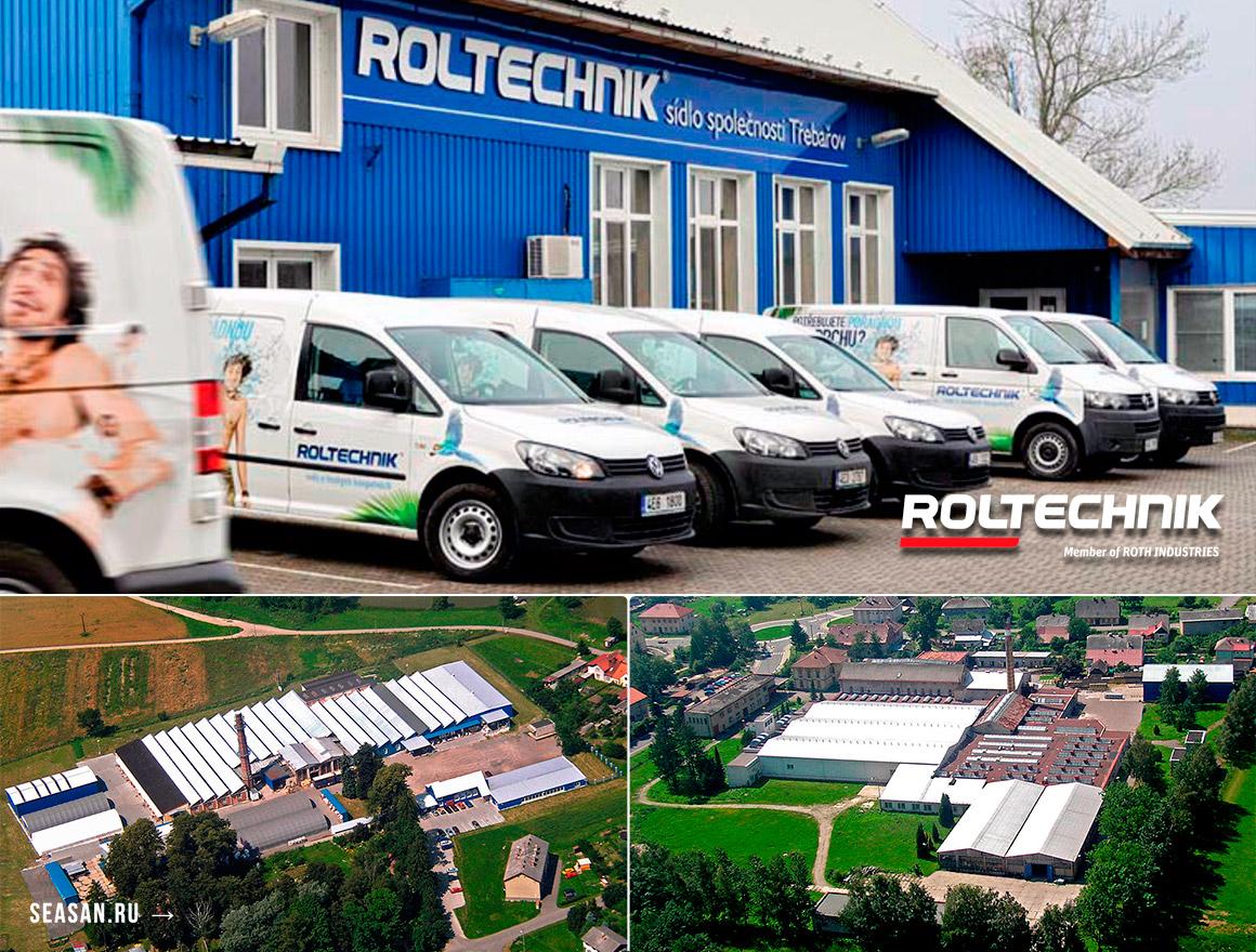 Завод компании Roltechnik (РолТехник)